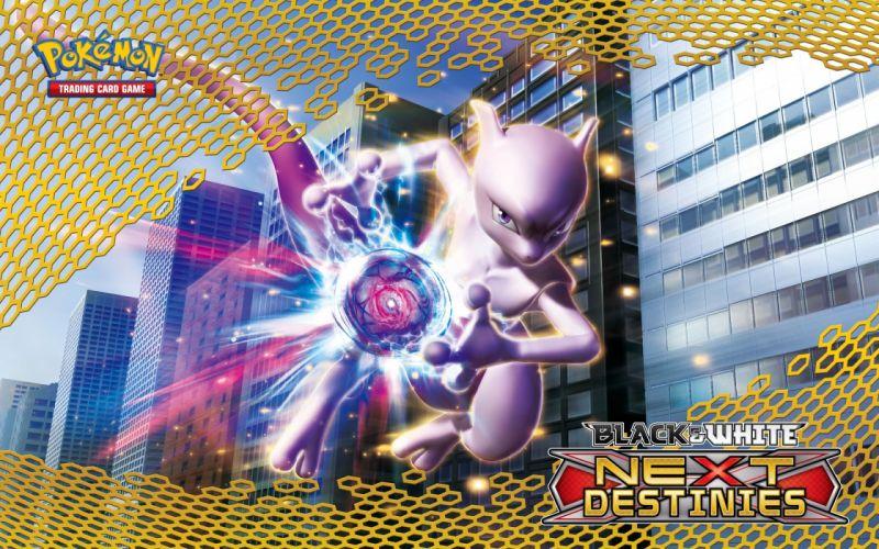 Pokemon Mewtwo wallpaper