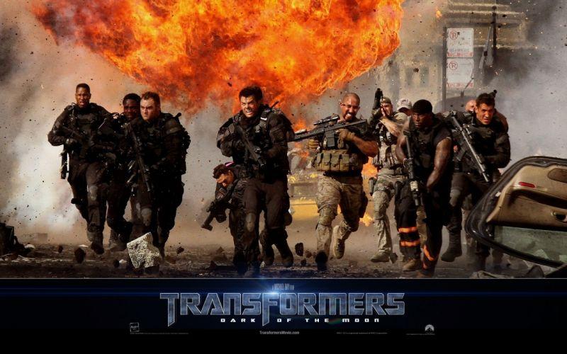 Transformers movies wallpaper