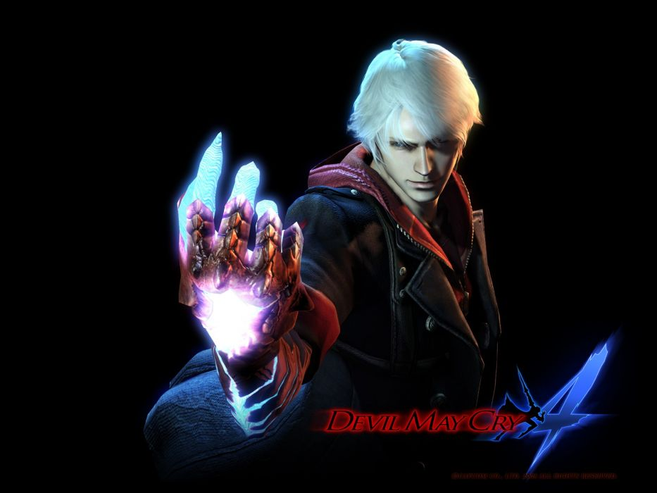 video games Devil May Cry wallpaper
