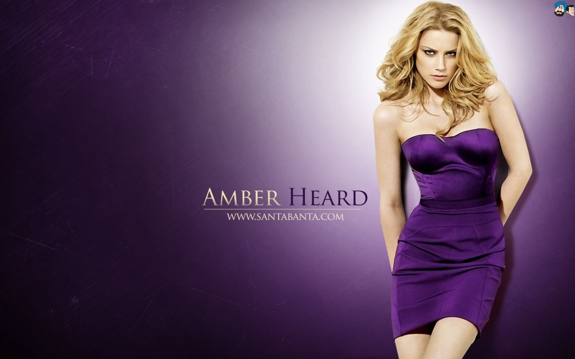 blondes women actress celebrity Amber Heard photo shoot models wallpaper