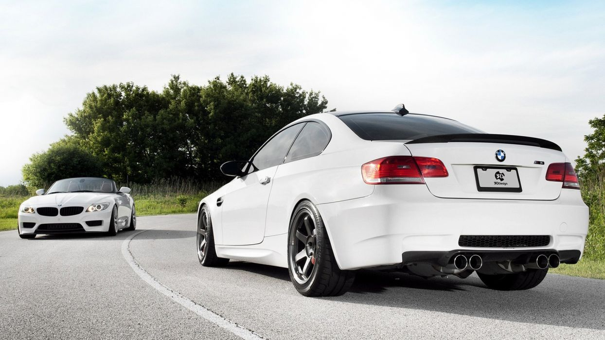 BMW wall cars transportation BMW M3 BMW E92 races racing cars speed automobiles wallpaper