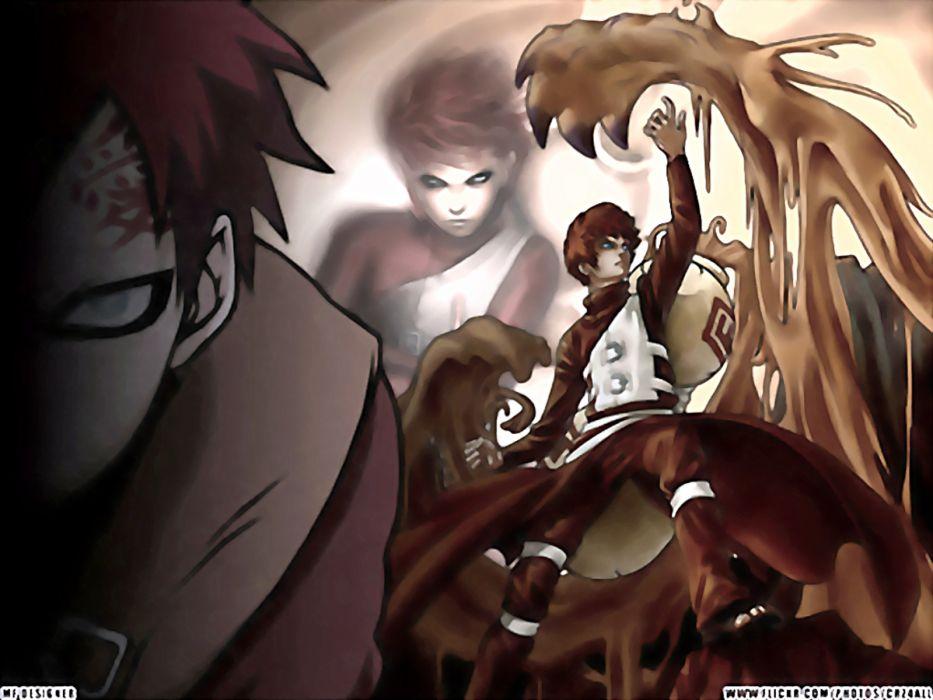 Naruto: Shippuden Gaara wallpaper