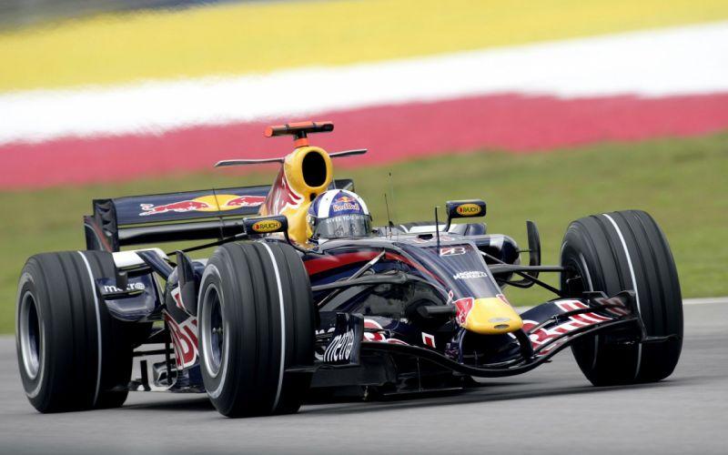 cars Formula One David Coulthard wallpaper