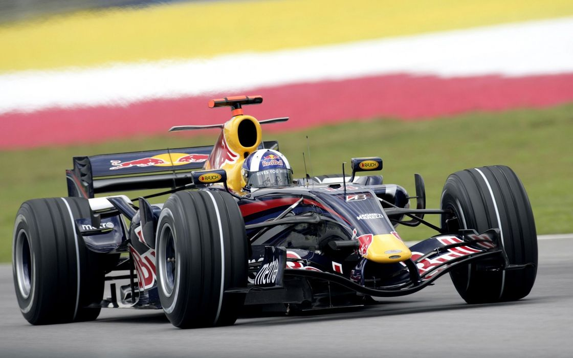 cars Formula One David Coulthard wallpaper