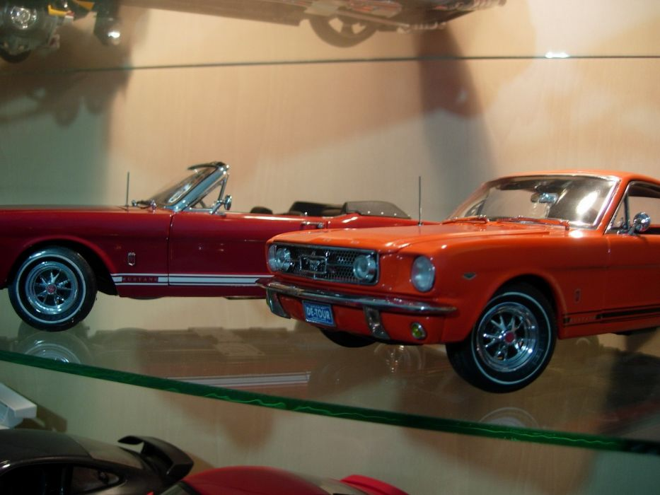 vehicles Ford Mustang Model Cars wallpaper