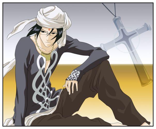 Bleach vectors Ishida Uryuu wallpaper