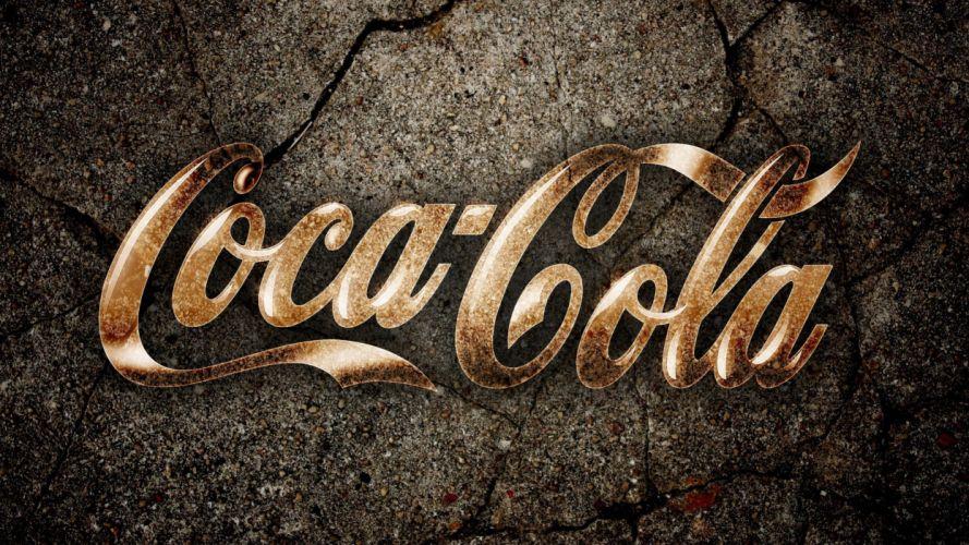 Coca-Cola logos wallpaper