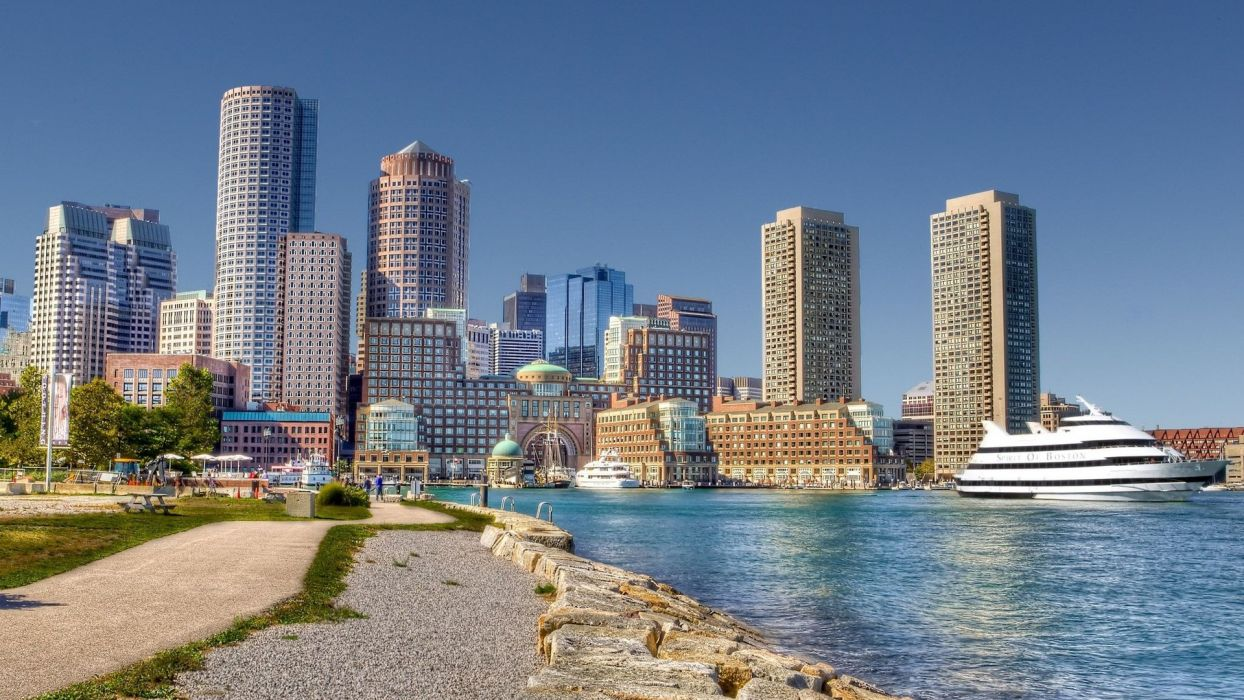 cityscapes architecture buildings skyscrapers modern beaches wallpaper
