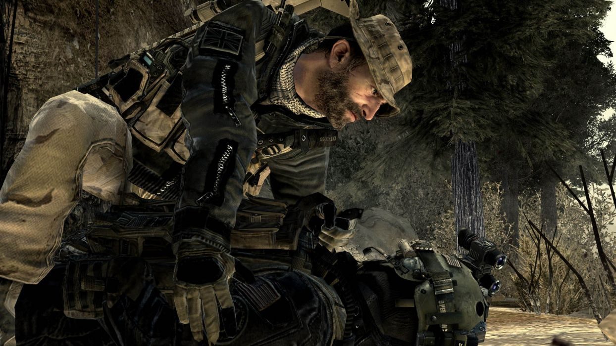 video games warfare Call of Duty Call of Duty: Modern Warfare 2 wallpaper