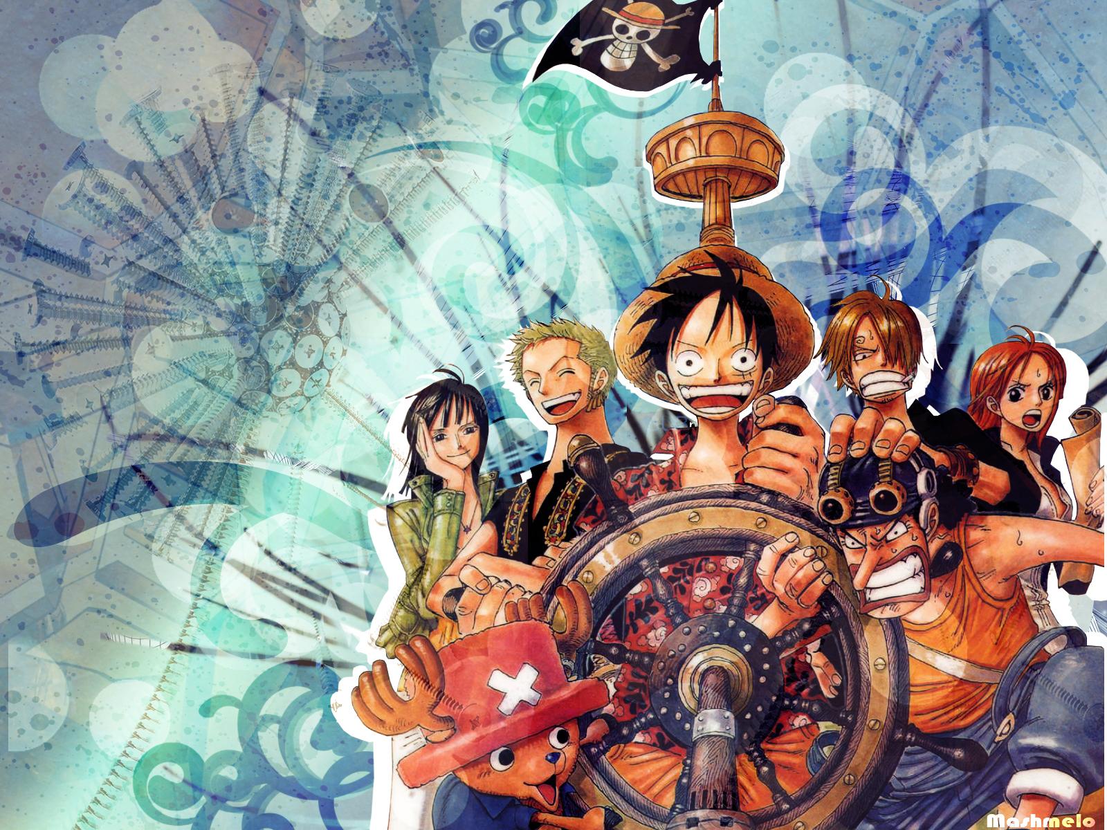 One Piece (anime) wallpaper | 1600x1200 | 198721 | WallpaperUP