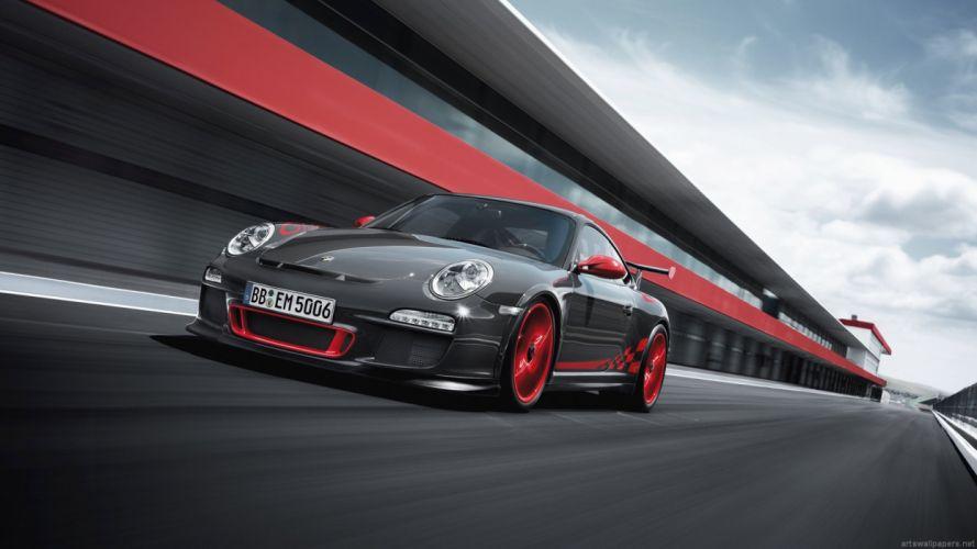 Porsche cars races wallpaper