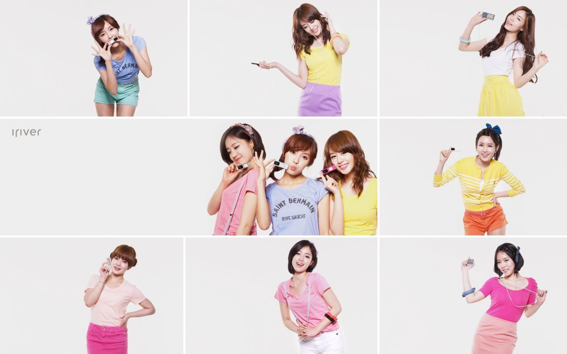 music Asians Korea K-Pop T-ara wallpaper