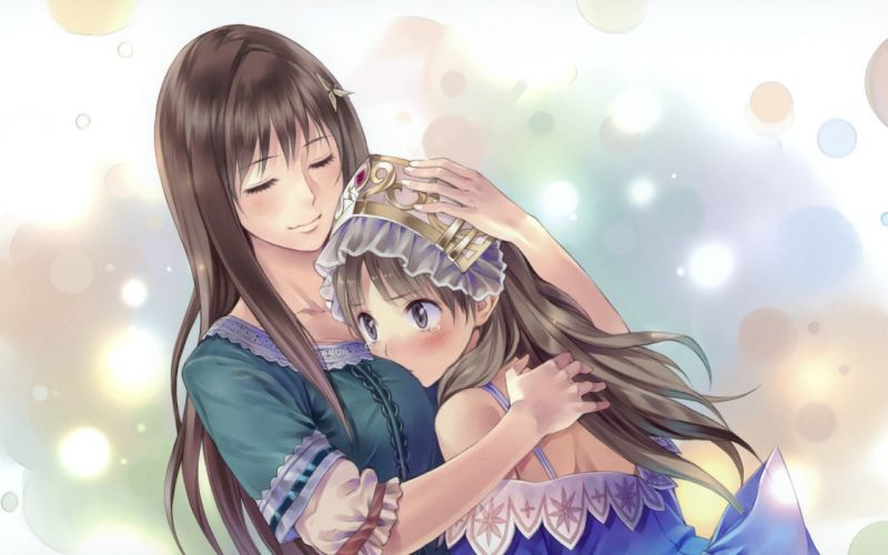 multicolor Kishida Mel anime girls Atelier Rorona Atelier Totori Totori Ceci wallpaper