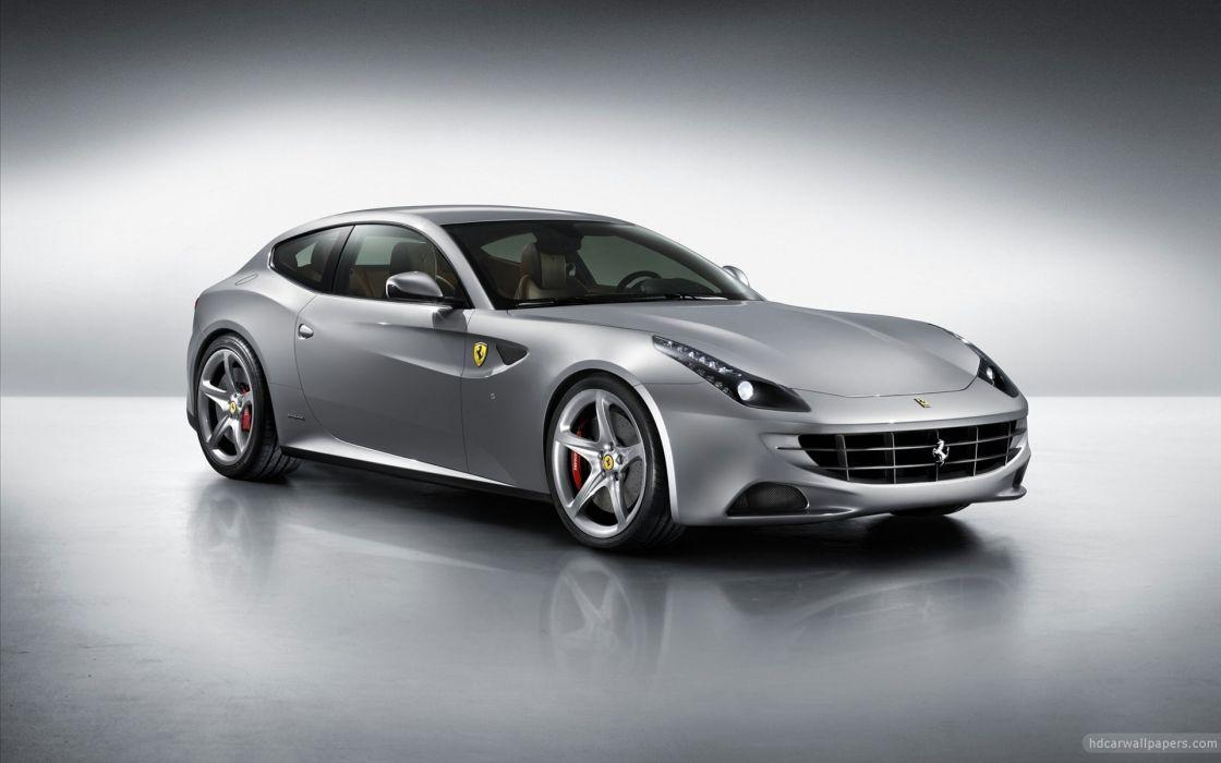 cars Ferrari FF wallpaper