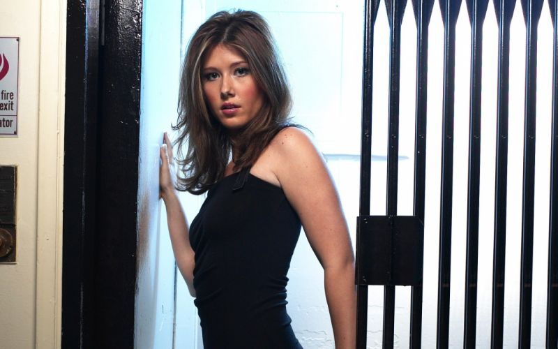 women celebrity Jewel Staite wallpaper
