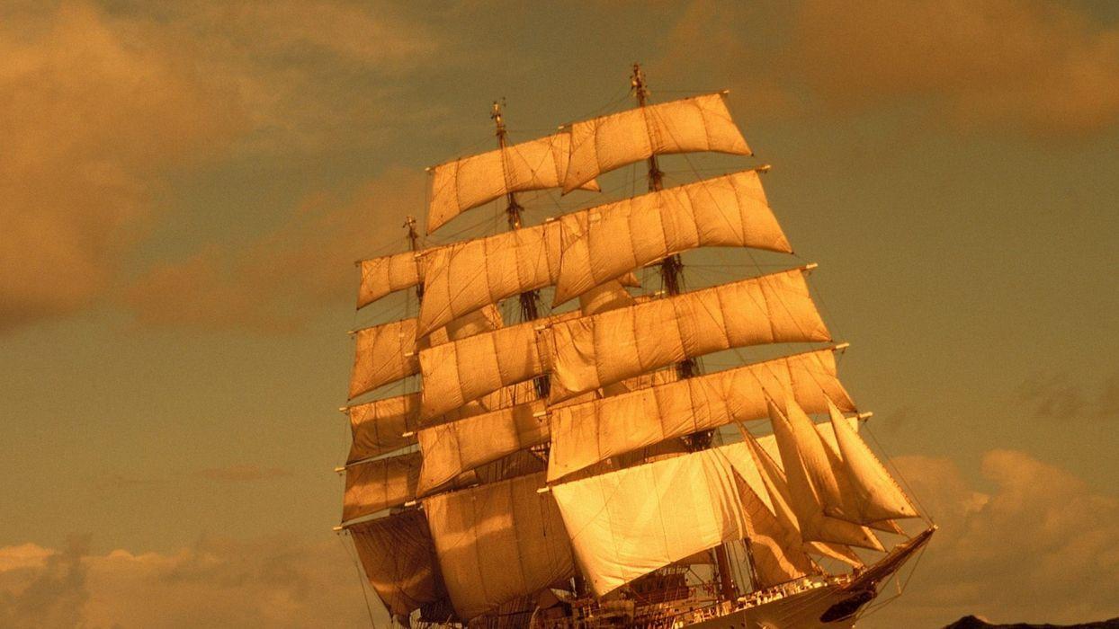 ships adventure sea wallpaper