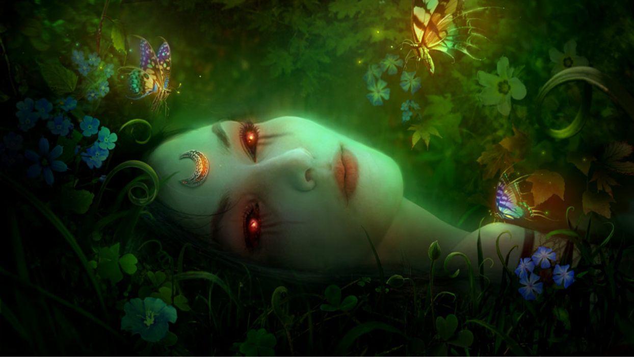 women fantasy art artwork wallpaper