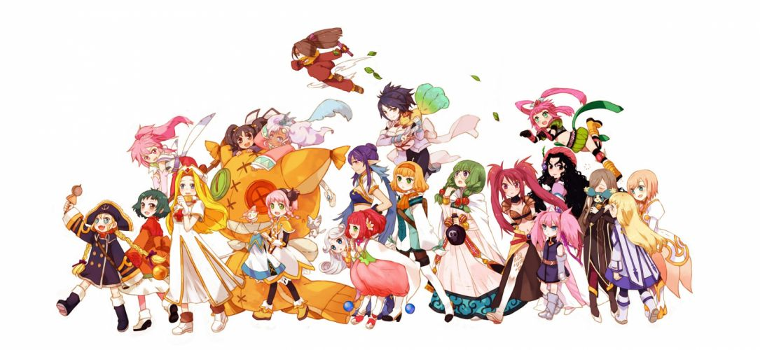 Tales of the Abyss Tales Of Vesperia Tales of Symphonia Tales of wallpaper