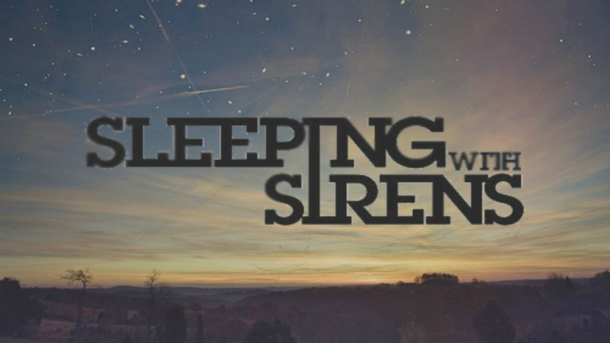 Sleeping With Sirens bands wallpaper