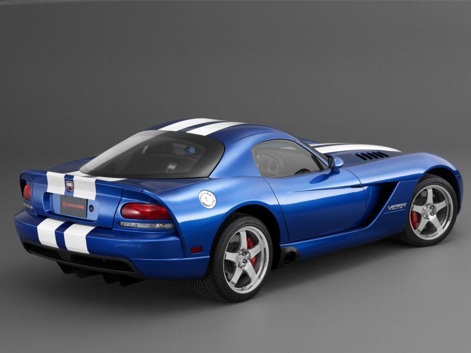 studio Dodge Viper SRT10 wallpaper