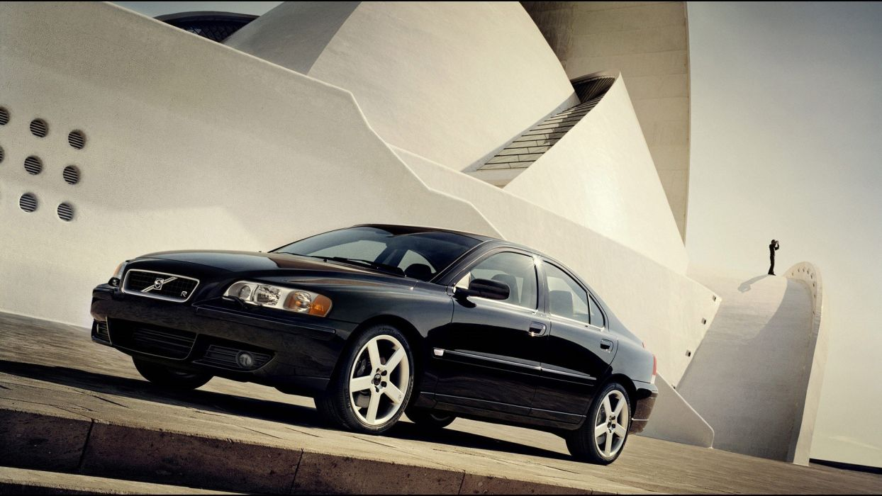 cars Volvo vehicles Volvo S60 R wallpaper