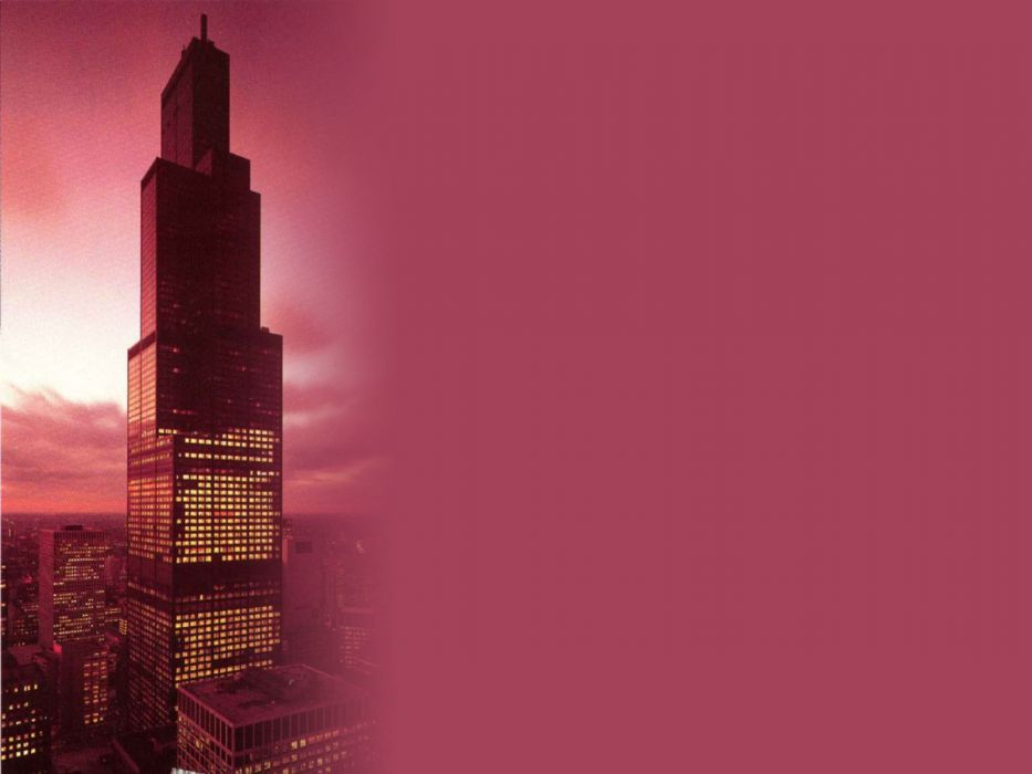 architecture Sears Tower wallpaper