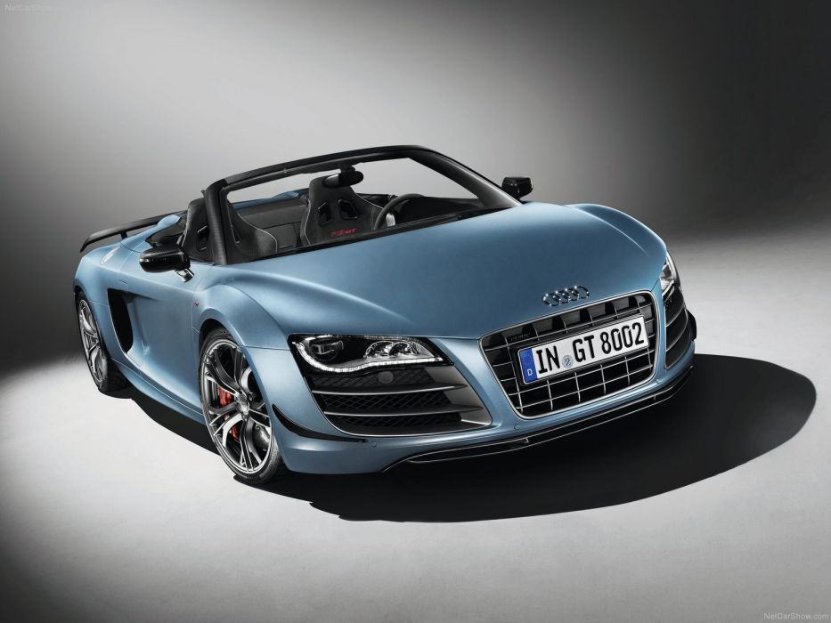 cars Audi Audi R8 GT Spyder wallpaper