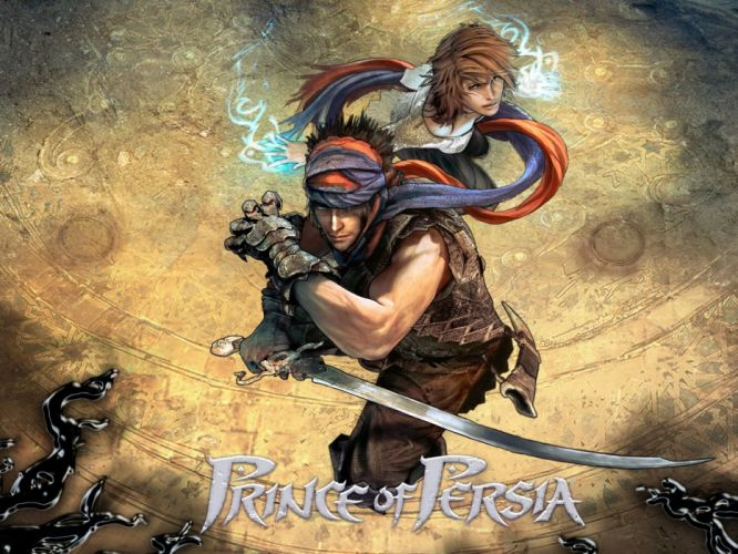 video games Prince of Persia wallpaper