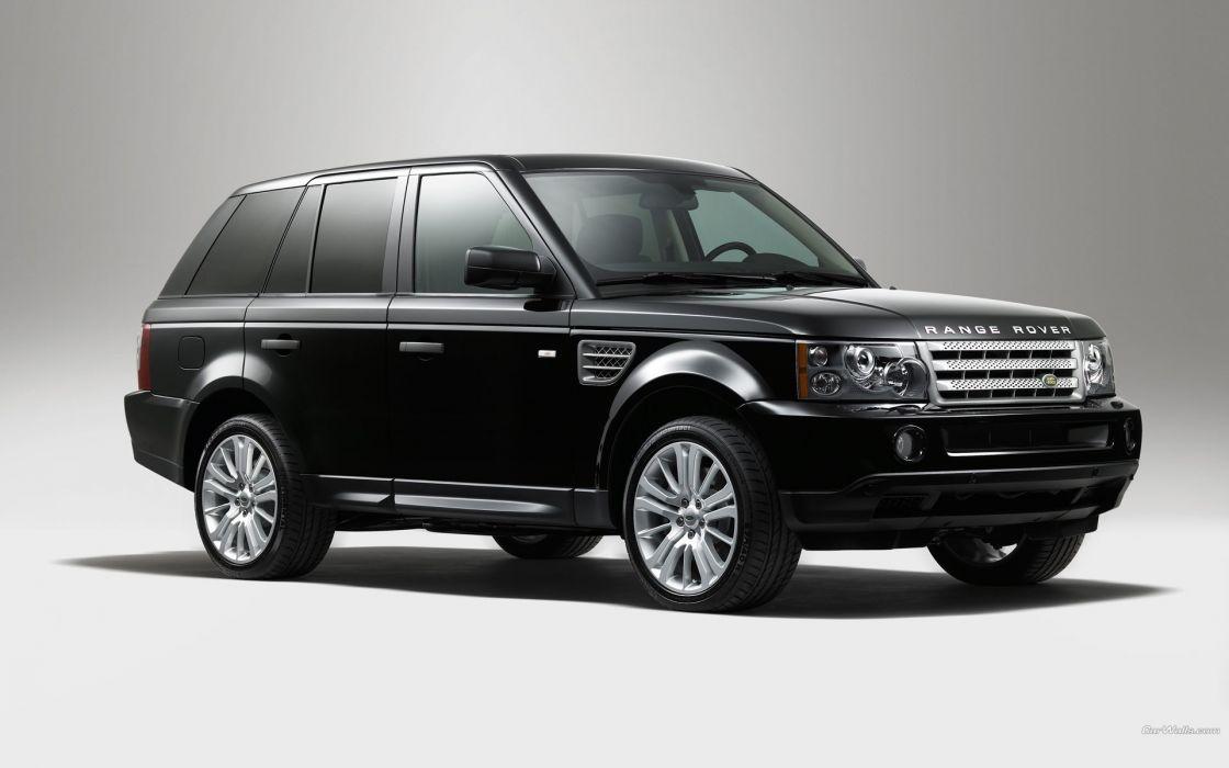 cars vehicles Range Rover automotive wallpaper