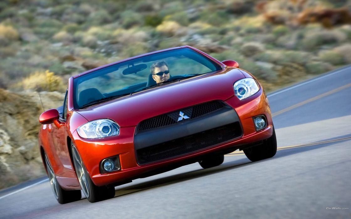 cars Mitsubishi Mitsubishi Eclipse GT wallpaper