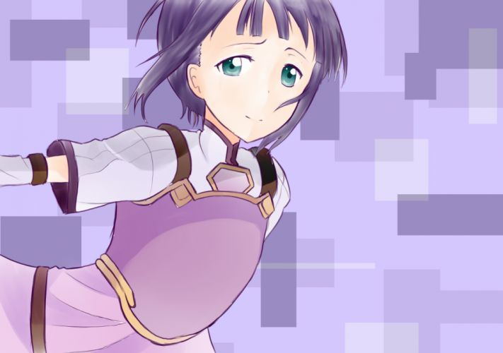 anime girls Sword Art Online Sachi (SAO) wallpaper