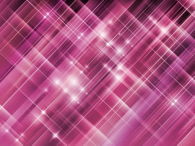 abstract lights pink sparkles wallpaper