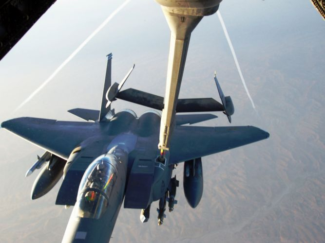 aircraft vehicles F-15 Eagle wallpaper