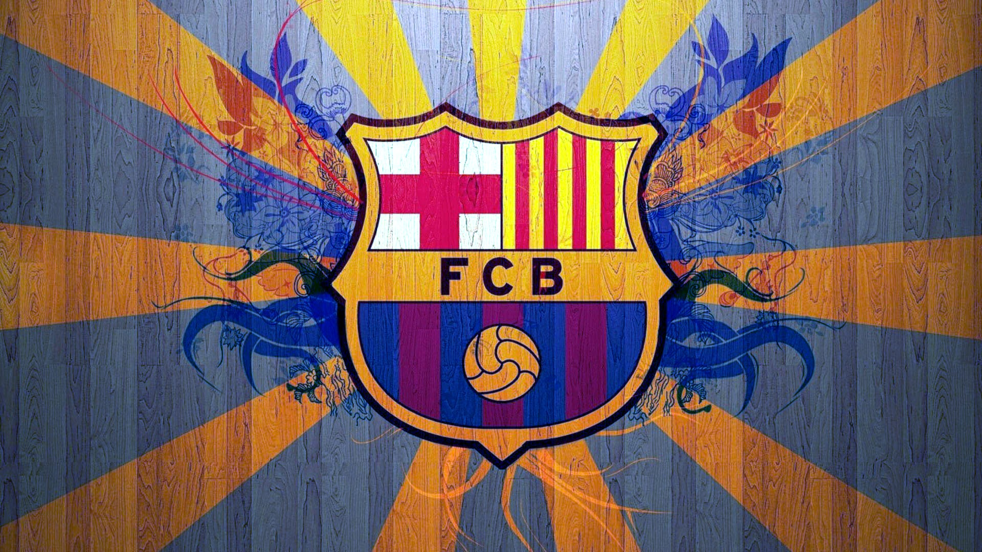 Sports Soccer Logos FC Barcelona Blaugrana Wallpaper