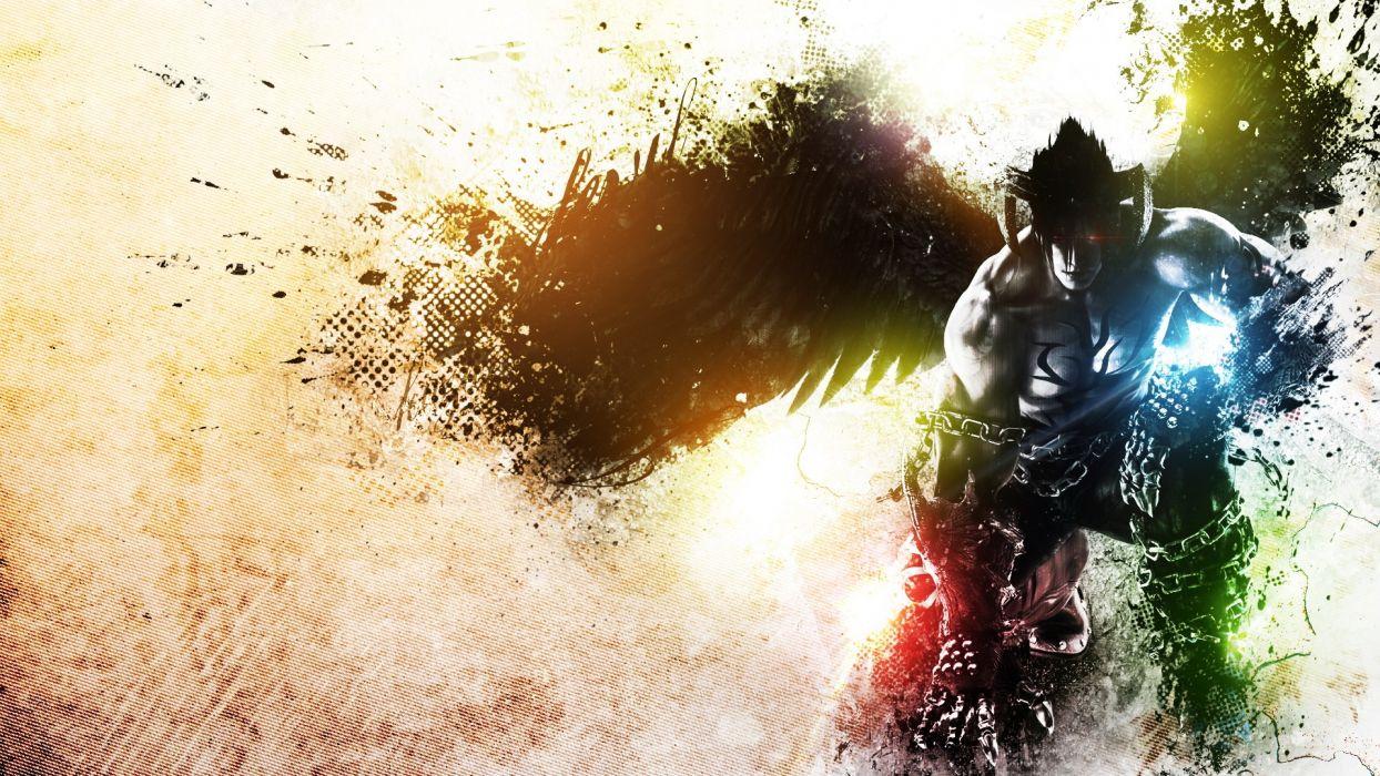 Tekken Jin devil jin wallpaper