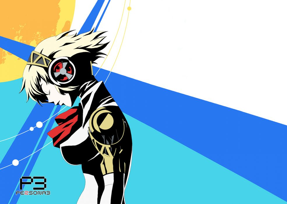 Persona 3 Aigis wallpaper