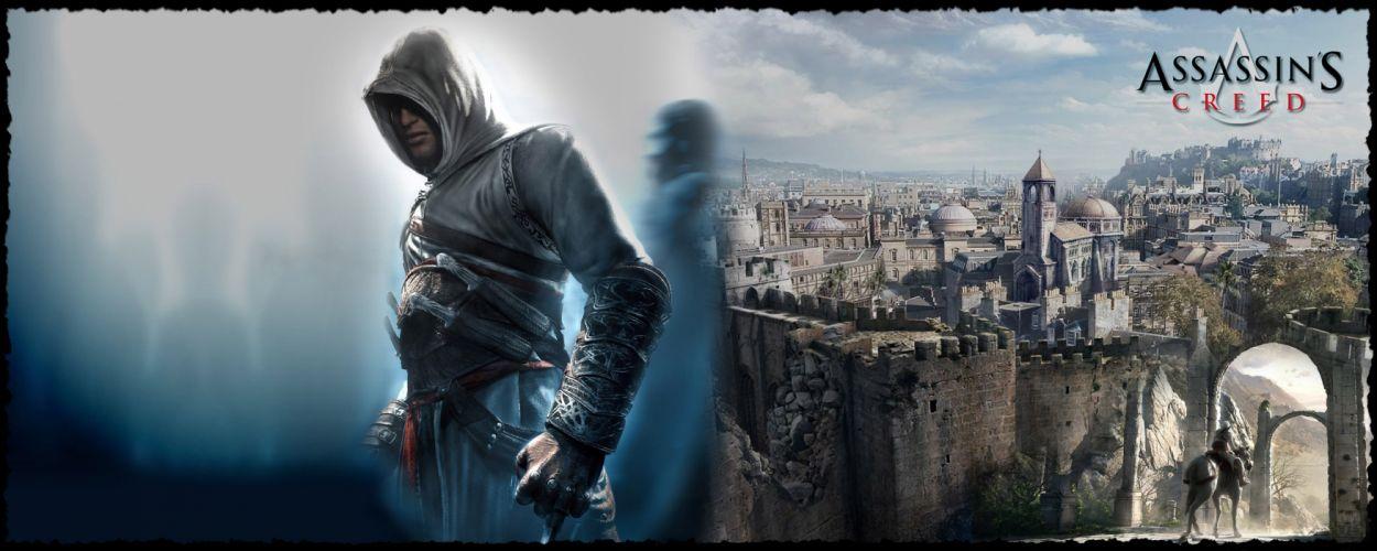 Assassins Creed Altair Ibn La Ahad games wallpaper
