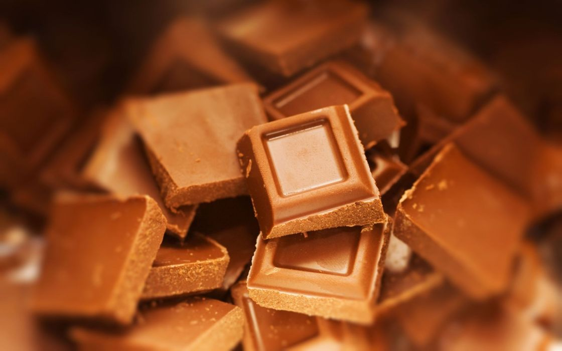 chocolate food wallpaper