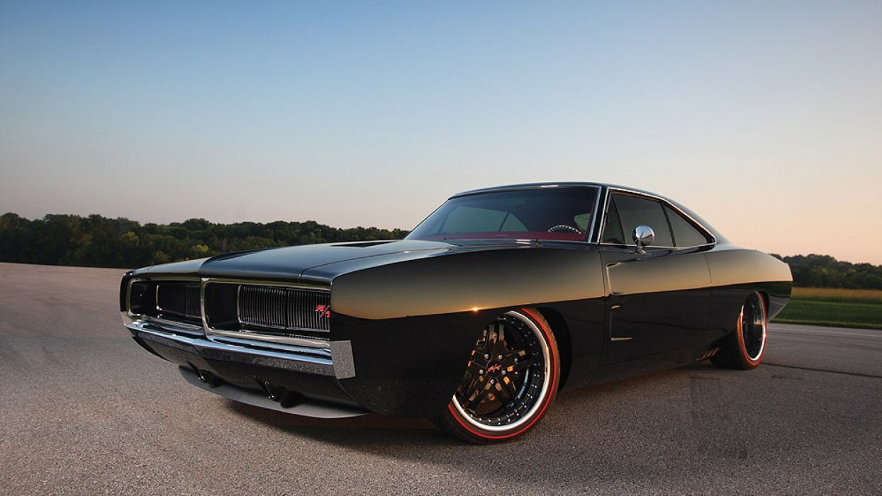 1970 Dodge Charger R/T Custom wallpaper