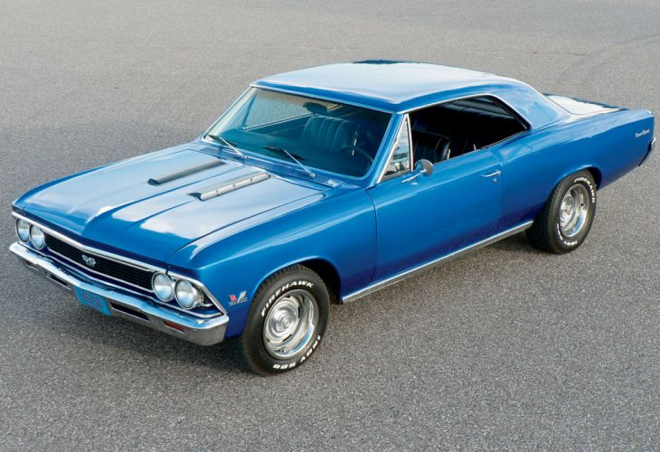 1966 Chevy Chevelle SS wallpaper