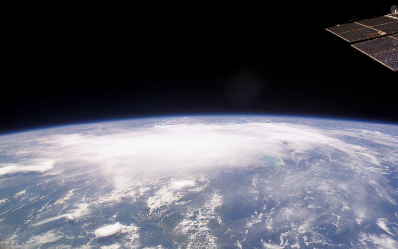outer space Earth NASA wallpaper