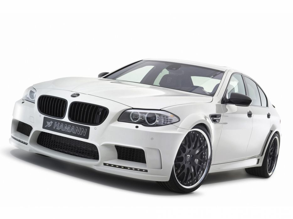 cars studio BMW M5 Hamann wallpaper