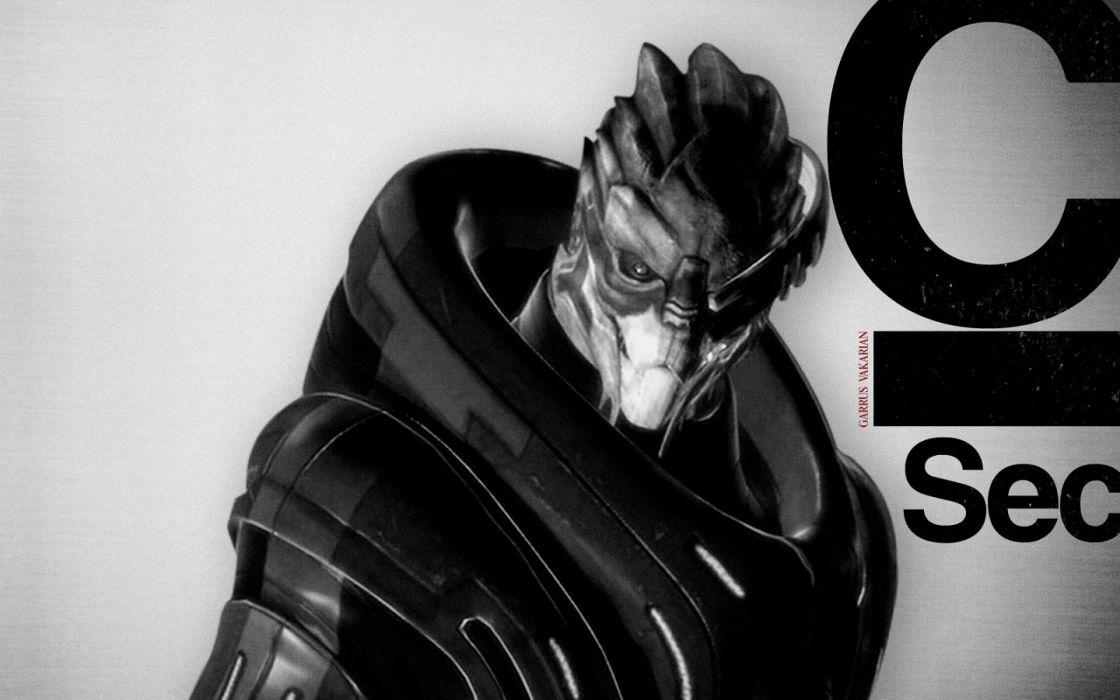 video games Mass Effect Garrus Vakarian wallpaper