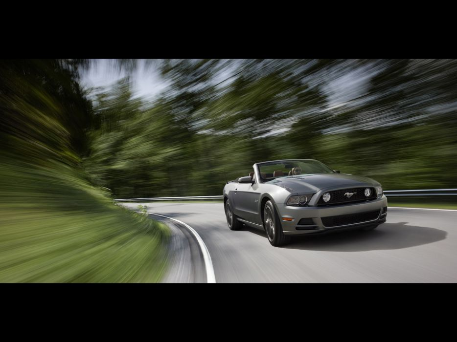vehicles Ford Mustang Ford Mustang GT wallpaper