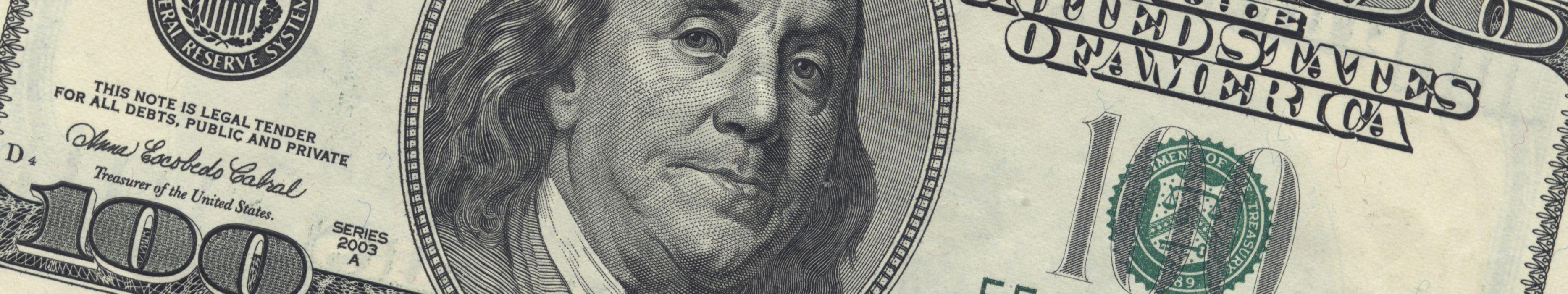 USA dollar bills wallpaper