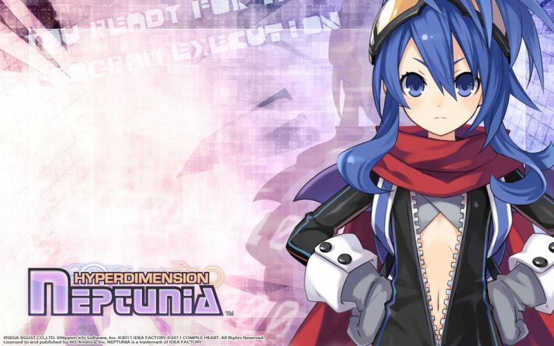 Hyperdimension Neptunia wallpaper