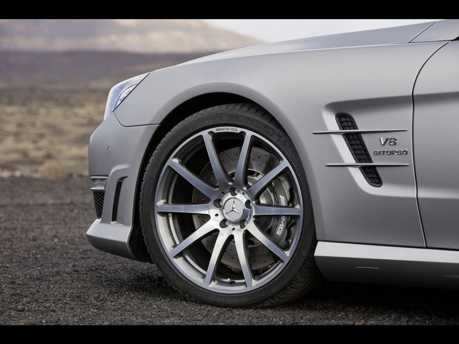 AMG Mercedes-Benz Mercedes-Benz SL-Class wallpaper