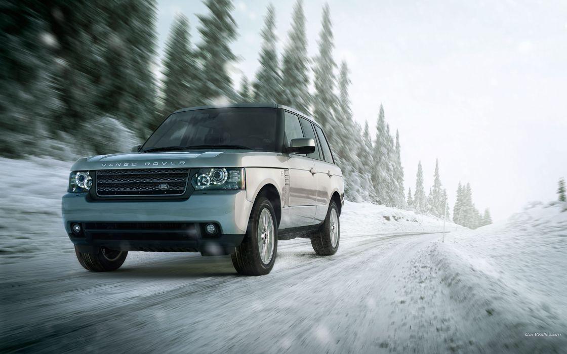 sand cars Land Rover Range Rover wallpaper