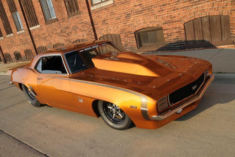 Pro-Street 69 Camaro SS 589 wallpaper