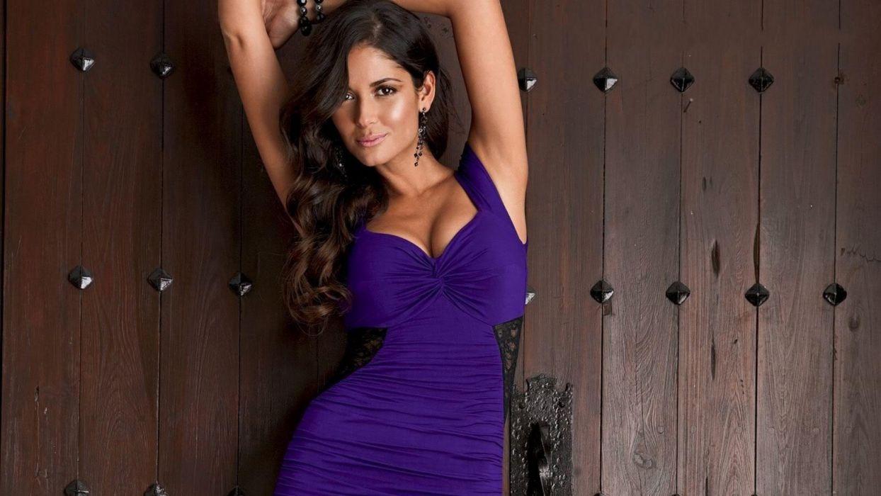 women models Carla Ossa wallpaper